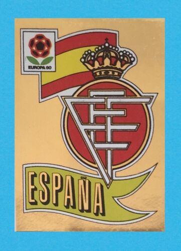 N.176 ESPANA SCUDETTO CALCIATORI PANINI EUROPA 80 RECUPERO