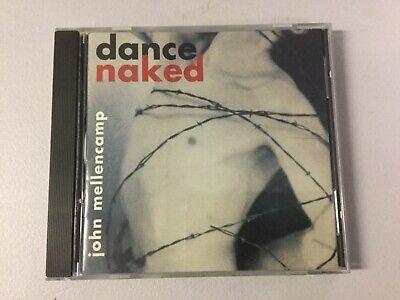 John Mellencamp - Dance Naked - 1994 Cassette Tape