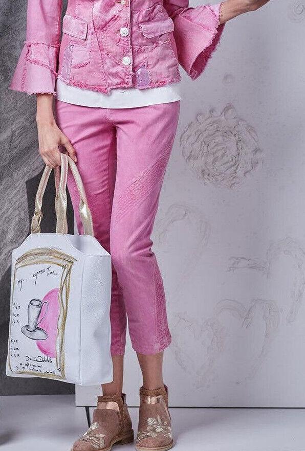 Elisa Elisa Elisa CAVALETTI 7 8 Pantaloni Jeans elp186002813 Estate 2018 w28 36 b69448