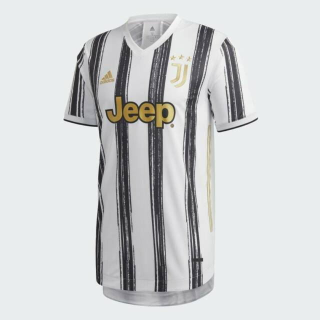adidas JUVENTUS Authentic 2021 Soccer Home Jersey Men's Small for ...