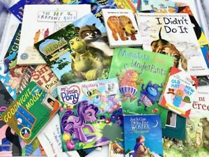 Story-Time-Bundle-Lot-of-20-Story-Books-for-toddlers-Fun-Great-Gift-Bedtime