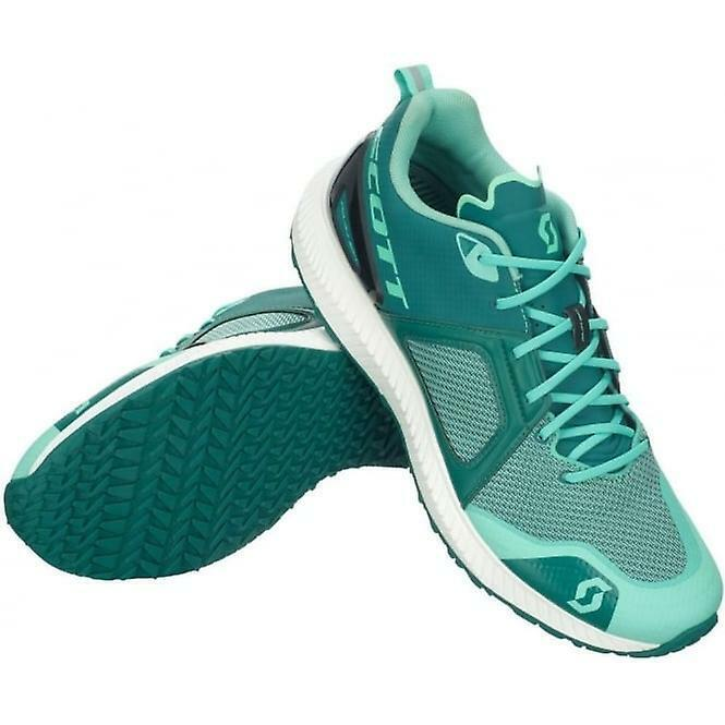 Scott Palani SPT FonctionneHommest chaussures Chaussures Basket Trail Femmes Vert Turquoise Comme neuf 36