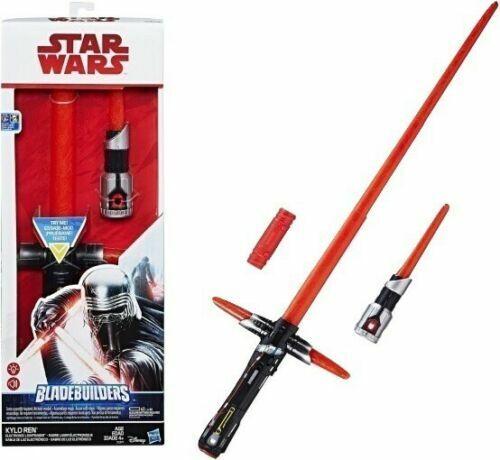 Disney Star Wars The Last Jedi Bladebuilders Kylo Ren Electronic Lightsaber Toy