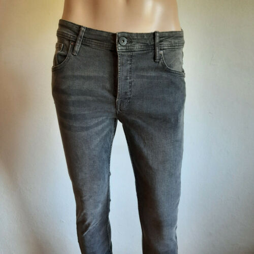 Jack /& Jones Jeans Glenn Slim Fit  Style 12141630 super stretch Herren Brand