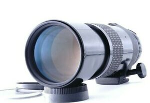 Excellent-Nikon-Ai-S-Nikkor-300mm-f-4-5-Telephoto-Lens-w-Filter-From-JAPAN