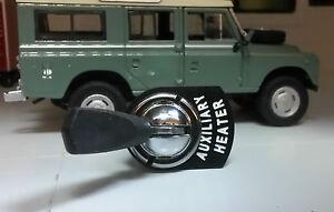 Land Rover Serie 2 3 Expedicion Caravana Lucas Conmutador Auxiliar