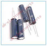 (4pcs) 820uf 50v Panasonic Electrolytic Capacitors 50v820uf ( Upgrade 35v 25v )