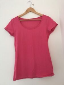 Ladies Top Size 12 Pink FampF Short Sleeve Casual ltJJ3123 - Partridge Green, United Kingdom - Ladies Top Size 12 Pink FampF Short Sleeve Casual ltJJ3123 - Partridge Green, United Kingdom