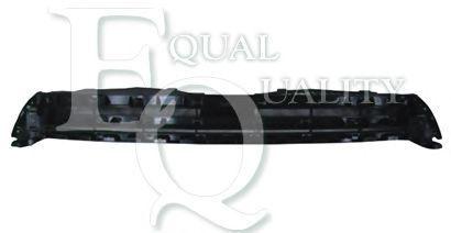 2.0 R 256 hp 1 137, 138 G2521 EQUAL QUALITY Griglia radiatore nero VW SCIROCCO