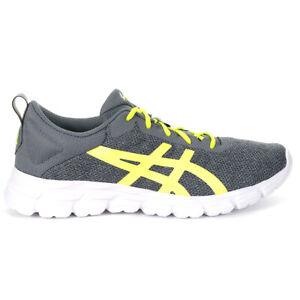ASICS Men's Gel-Quantum Lyte Metropolis/Safety Yellow Running Shoes 1021A116....