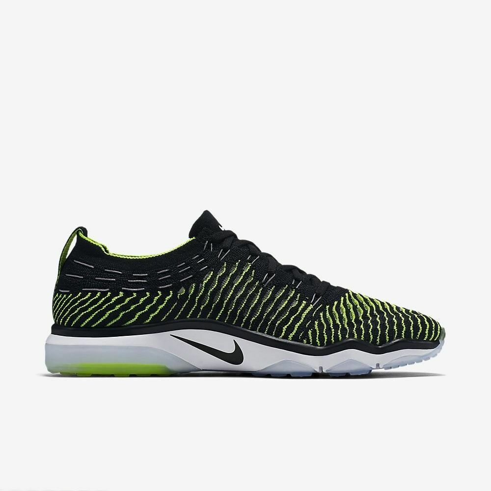 Damenschuhe NIKE SIZE AIR ZOOM FEARLESS FLYKNIT SIZE NIKE 5.5 EUR 39 850426 002)BLACK/VOLT/WHIT 2064e0