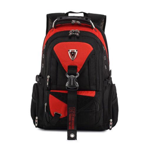 Swiss gear Men/'s Outdoor Travel Bag Waterproof Laptop Backpack School Bag