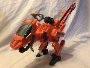 Switch & Go Dinos Blister the Velociraptor/Helicopter VTech Transforming Dino
