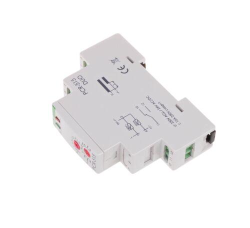 F/&f PCR-515 Duo time relay Delay compensation 230V AC 24V AC//DC 10A 1xNO//NC