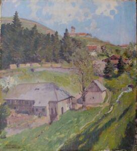 Ansicht-St-Maergen-Adolf-Hans-Mueller-1888-Schwarzwald