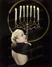 8x10 Print Carole Lombard Beautiful Portrait #CL09