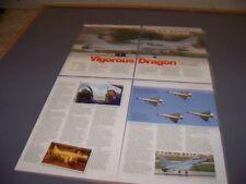VINTAGE..CHENGDU J-10 HISTORY...PHOTOS/HISTORY/DETAILS..RARE! (677L)