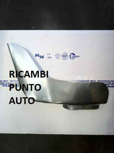 POINTED ANGLE REAR FENDER FIAT 500 F L R RIGHT HAND