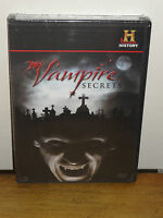 The History Channel - Vampire Secrets (dvd) Educational Brand