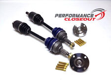Driveshaft Shop DSS 3.9 Axle / Hub Set Acura Integra & Honda Civic B16 B18 B20