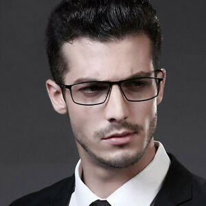 8ded123aae43c Image is loading Luxury-Pure-Titanium-Eyeglasses-Frames-Optical-Frame -Myopia-
