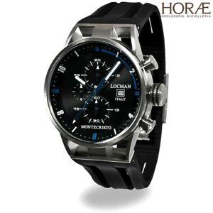 Orologio-da-polso-uomo-Locman-Montecristo-051000BKFBL0GOK-crono-nero-blu-quarzo