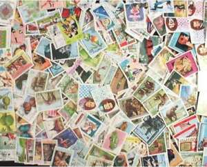 Laos-Stamp-Collection-600-Different-Stamps