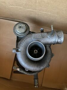 Stock Turbo-VF28 - 2000 Subaru STI GC8 Type RA