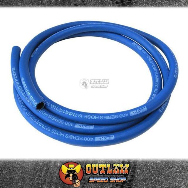 AEROFLOW BLUE PUSH ON HOSE -6 - AF400-06-2M