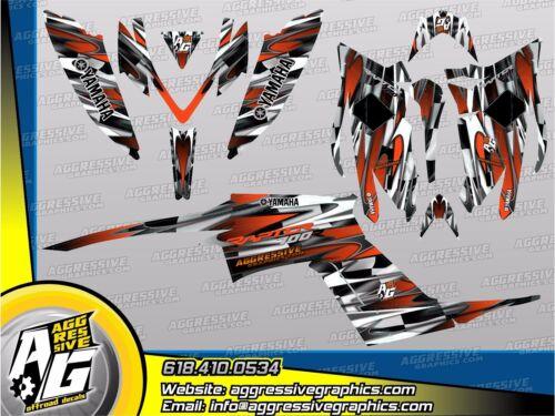 AG //// Graphics Kit Yamaha Raptor 700 2006-2015