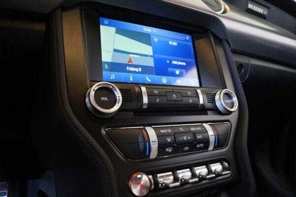 Ford Mustang 5,0 V8 GT Fastback Bullitt billede 6