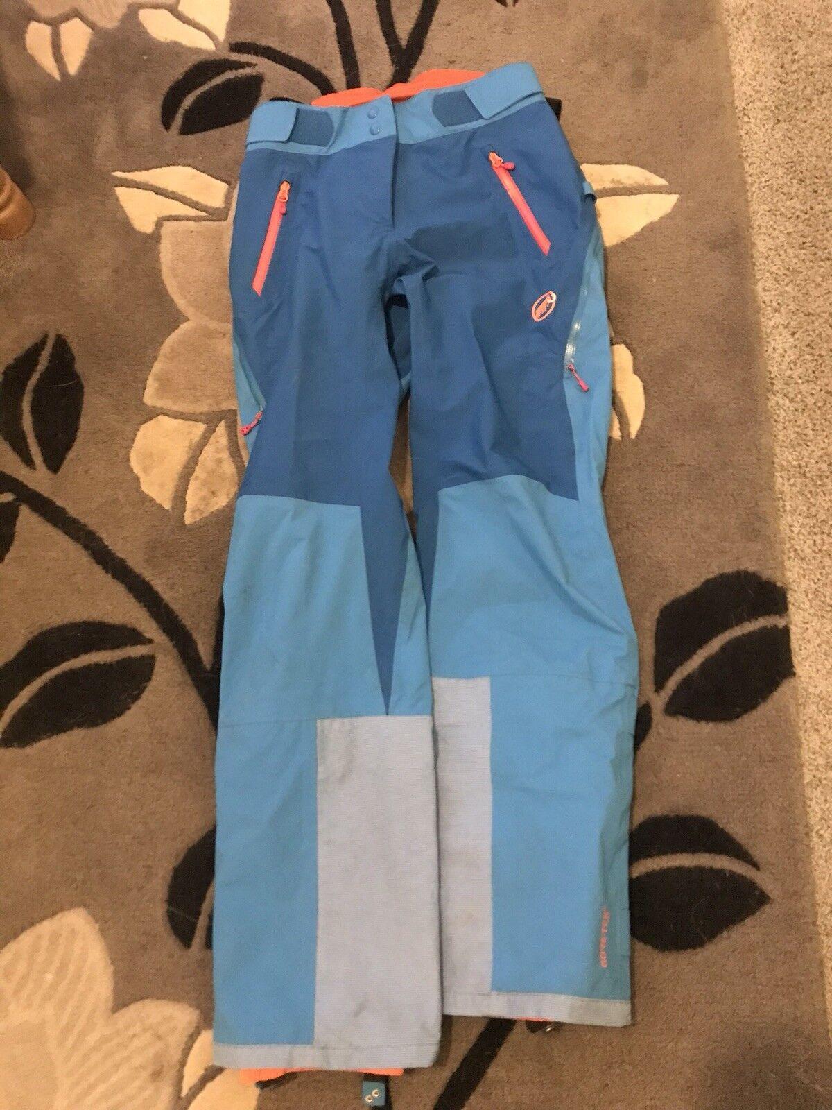 Women Mammut  Eiger Extreme Mittellegi Pro HS Pants Size 12