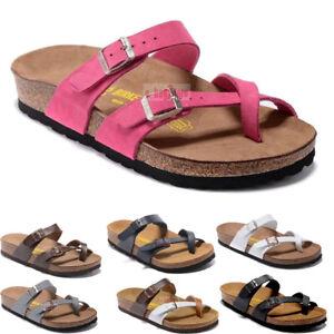 b582a6953813 Women s Shoes Birkenstock Mayari Birko Flor Sandals Mens Slides Sole ...