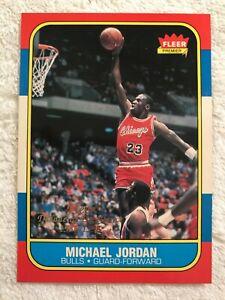 1996-97-Fleer-Decade-of-Excellence-4-Michael-Jordan