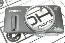 Canon PowerShot SX260 HS Front Cover Assembly Repair Part DH7695