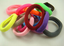 10pcs mixed Girl elastic hair accessories ties band rope ponytail bracelets xe3F