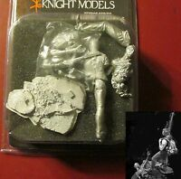 Knight Models Kts002 70mm Terror Series Zombie Hunter Undead Monster Slayer Hero
