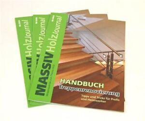 selber renovieren von treppen ratgeber handbuch treppenrenovierung holzstufen ebay. Black Bedroom Furniture Sets. Home Design Ideas