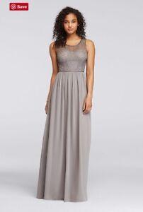 Details About Nwt Plus Size David S Bridal Bridesmaid Dress