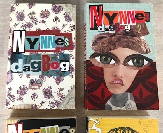 Nynnes Dagbog 1-4, Bl.a. Henriette Lind, genre: ungdom