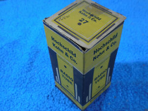Hochschild-amp-Kohn-amp-Co-empty-tube-box