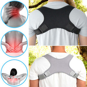 Posture-Corrector-For-Men-amp-Women-Upper-Back-Brace-Clavicle-Support-Pain-Relief