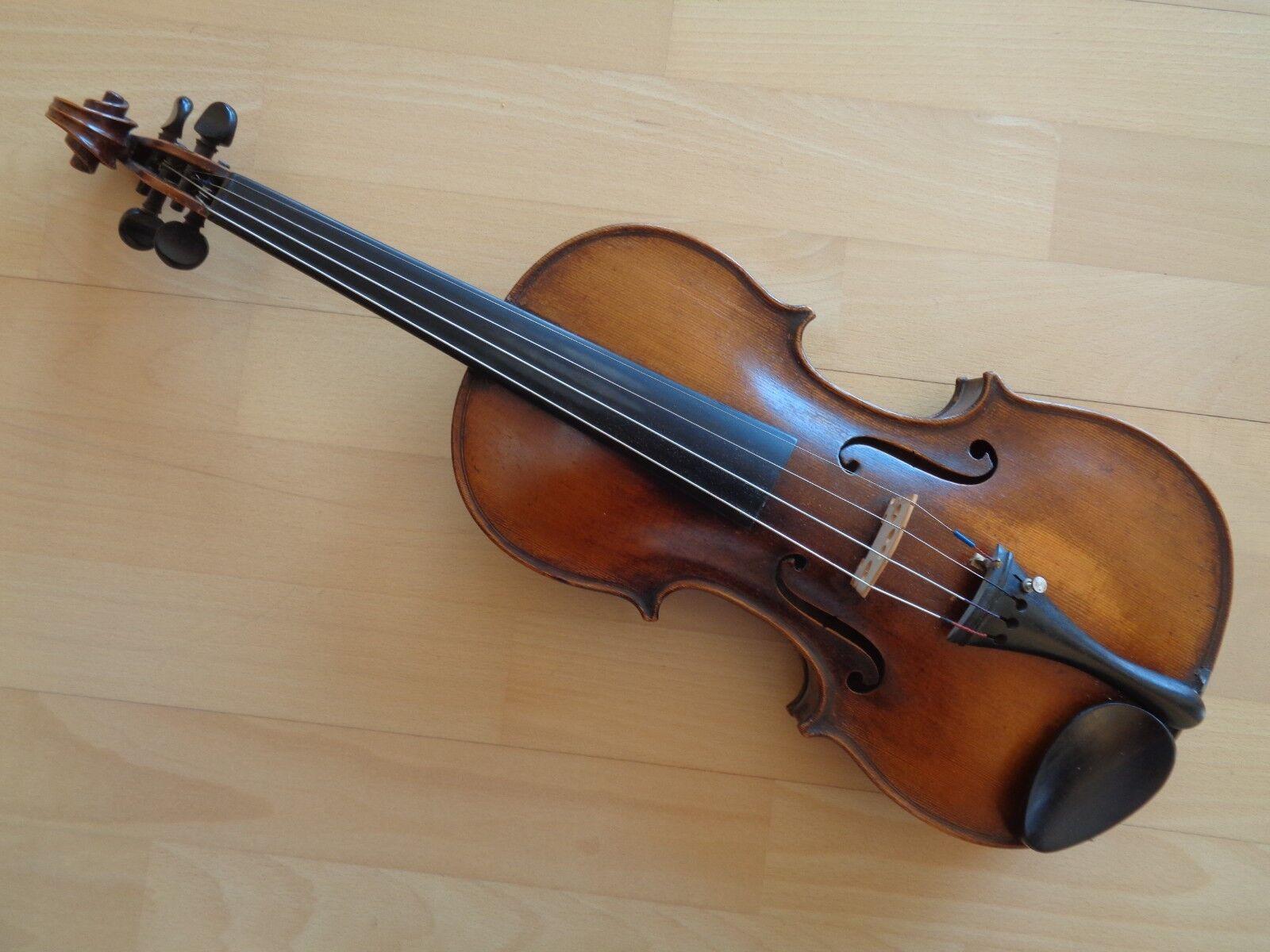 Alte Geige Violine ca 59,5 cm Korpus ca. 36 cm