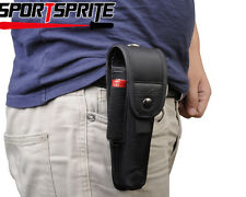 17cm Nylon Holster Holder Belt Pouch Case Fit flashlight Torch C8 501B 502B UK