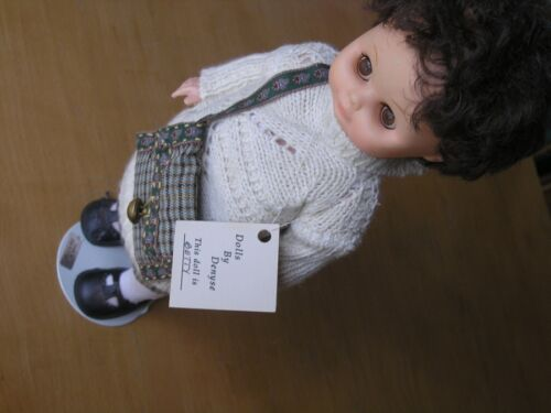 Betty Doll Full Attire Dolls by Denyse Big Sleepy Eyes Kaiser Chicago 13""