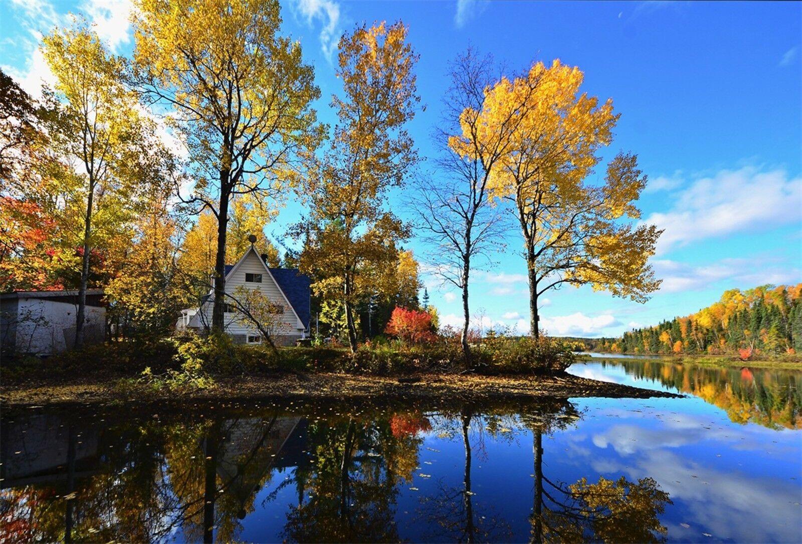 3D Himmel Landschaft Landschaft Landschaft Stadt 7893 Tapete Wandgemälde Tapeten Bild Familie DE Lemon | Kostengünstig  | Ausgezeichnetes Preis  | Preisreduktion  aa0ecf