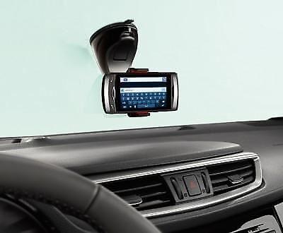 Nissan Qashqai Smartphone Holder 360 Grip 2014 /> Black - KS289360BL
