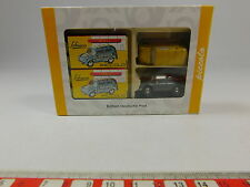 AS189-0,5# Schuco Piccolo 1:90 03929S Set Volkswagen/VW Fridolin Post, NEUW+OVP