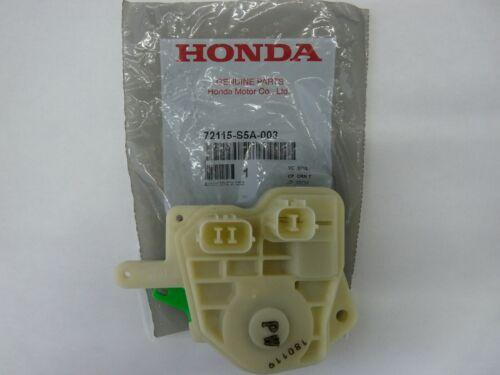 2001-2005 Genuine Honda Civic 4DR Right Front Door Lock Actuator OEM New
