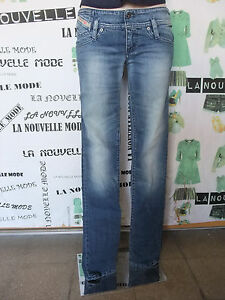 Diesel-Matic-pantaloni-jeans-W27-L34-40-42-IT